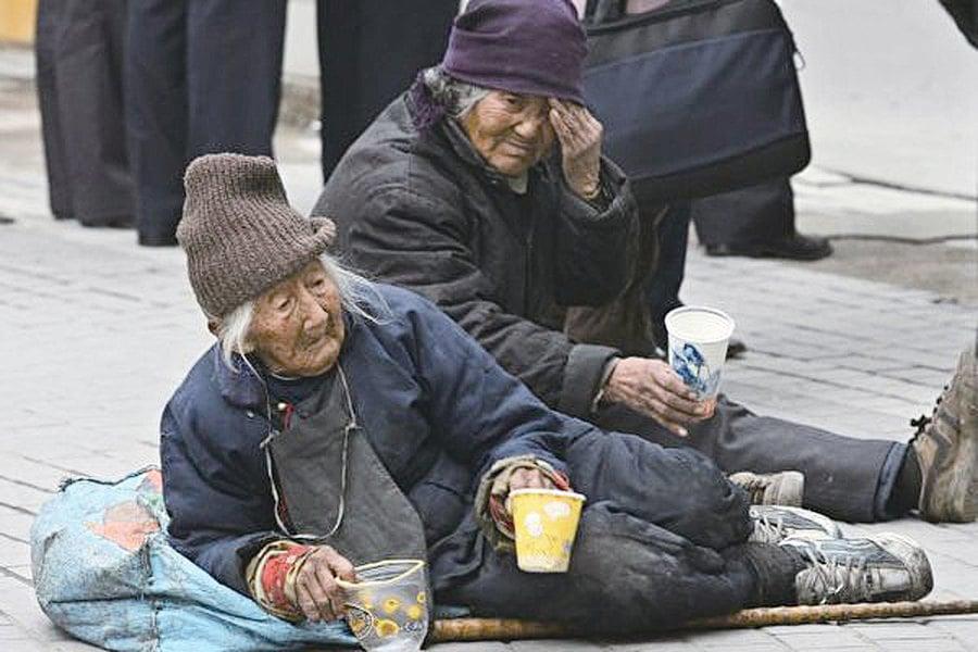 中國社保虧空的核心原因