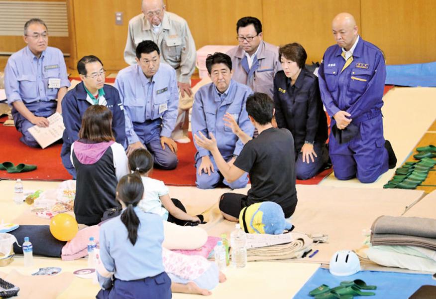北海道強震44人喪生 豐田汽車幾乎停工