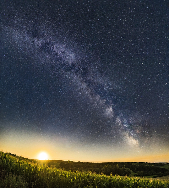 研究:銀河系或曾「死」過一回