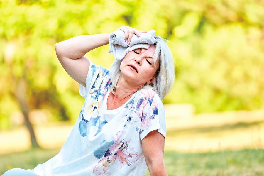 夏季中暑、熱感冒 中醫教你如何清暑祛濕