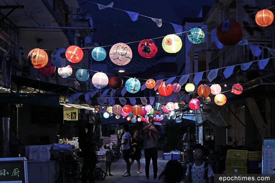 【親子活動速遞】大澳月滿月高慶佳燈會