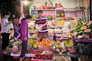 天災頻發 大陸八月消費物價飆升
