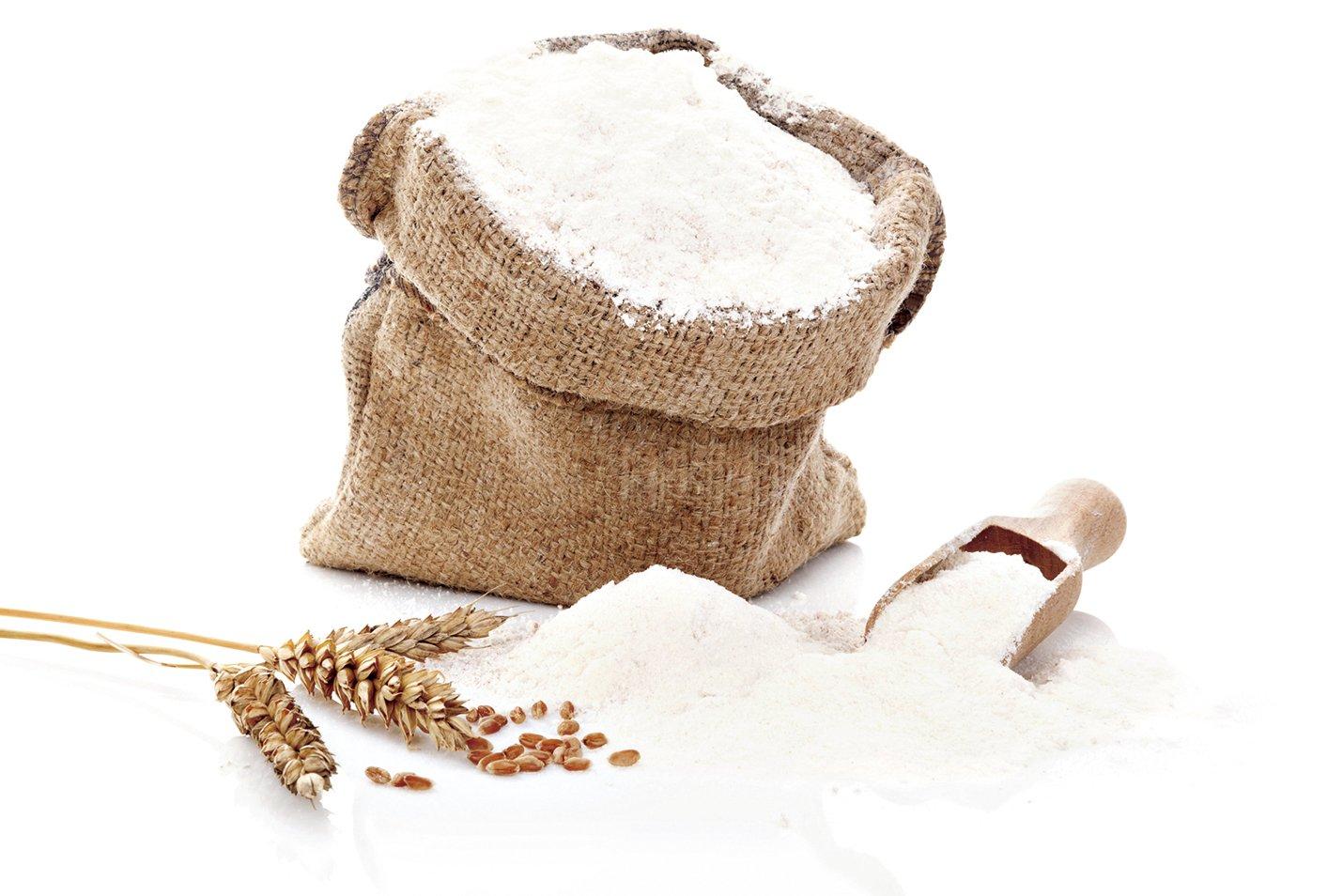 選擇麵粉盡量以安全健康為考慮。