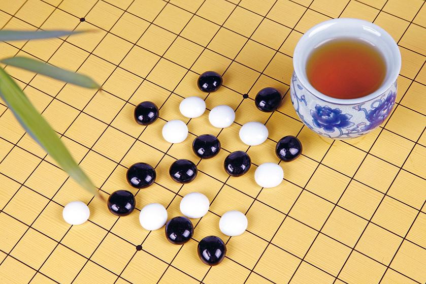 陽光心靈 從圍棋中學習人生道理