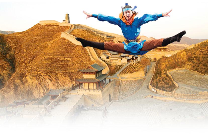 新唐人第七屆全世界中國古典舞大賽金獎得主小林健司。 (戴兵/大紀元)
