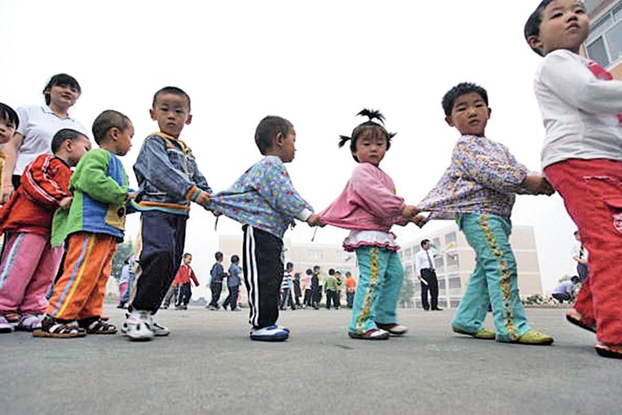 【圖片新聞】全面二孩無效 中共撤銷計劃生育單位