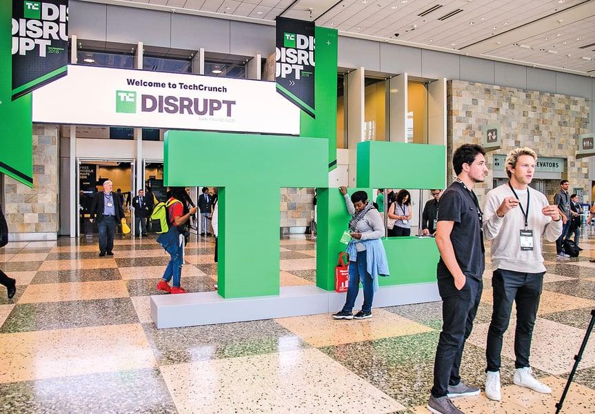 TechCrunch 大會開幕 聚焦人工智能 區塊鏈 虛擬現實 機械人