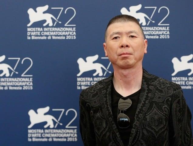 圖為中國大陸知名導演馮小剛2015年9月12日在意大利威尼斯出席第72屆威尼斯電影節。(Tristan Fewings/Getty Images)