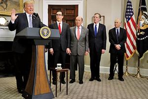 「3零2停1允許」 美貿戰秋季攻勢強硬
