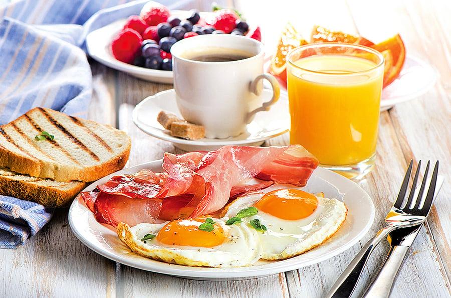 想要減肥 吃對早餐了麼