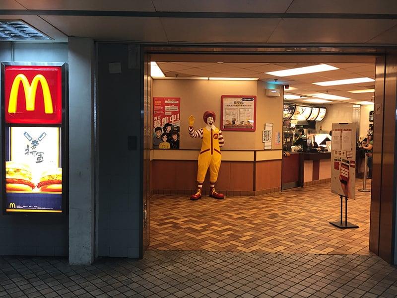 【山竹襲港】多間連鎖食肆暫停外賣 部份門店開放