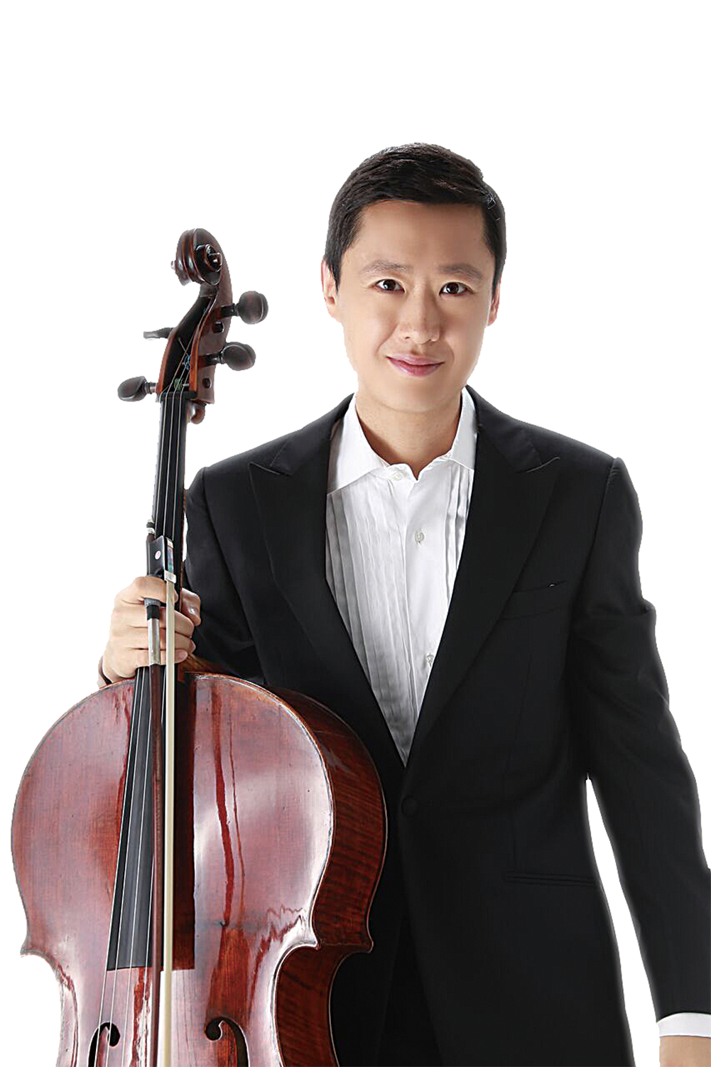 大提琴家李垂誼。(受訪者提供)