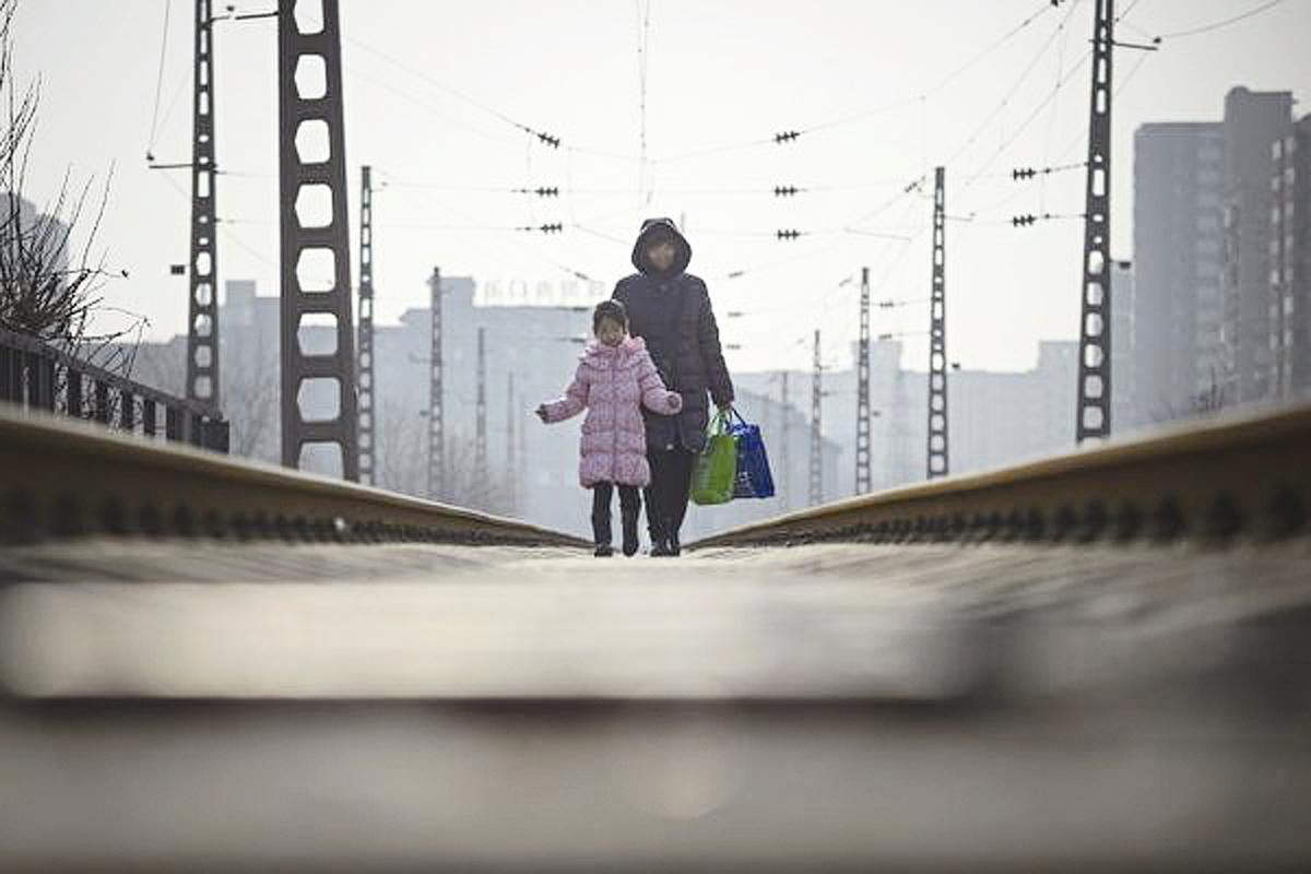 中國的人口成長從35年前開始減緩,影響了現今的成年勞動力比率,(Getty Images)