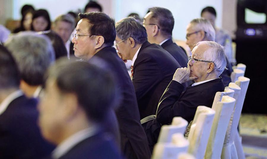 中國經濟論壇發言尺度驚人