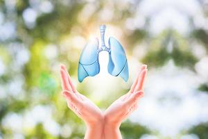 咳喘可由清肺治癒