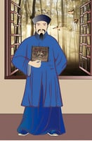 【歷史故事】救百姓 福報子孫做高官