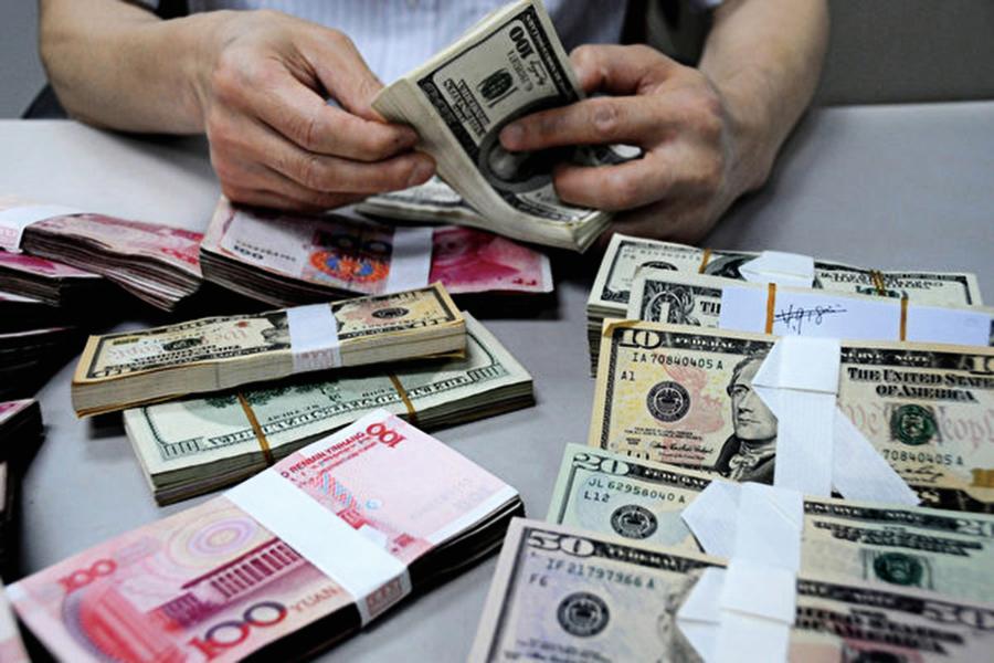 美中新關稅人民幣匯率要破7