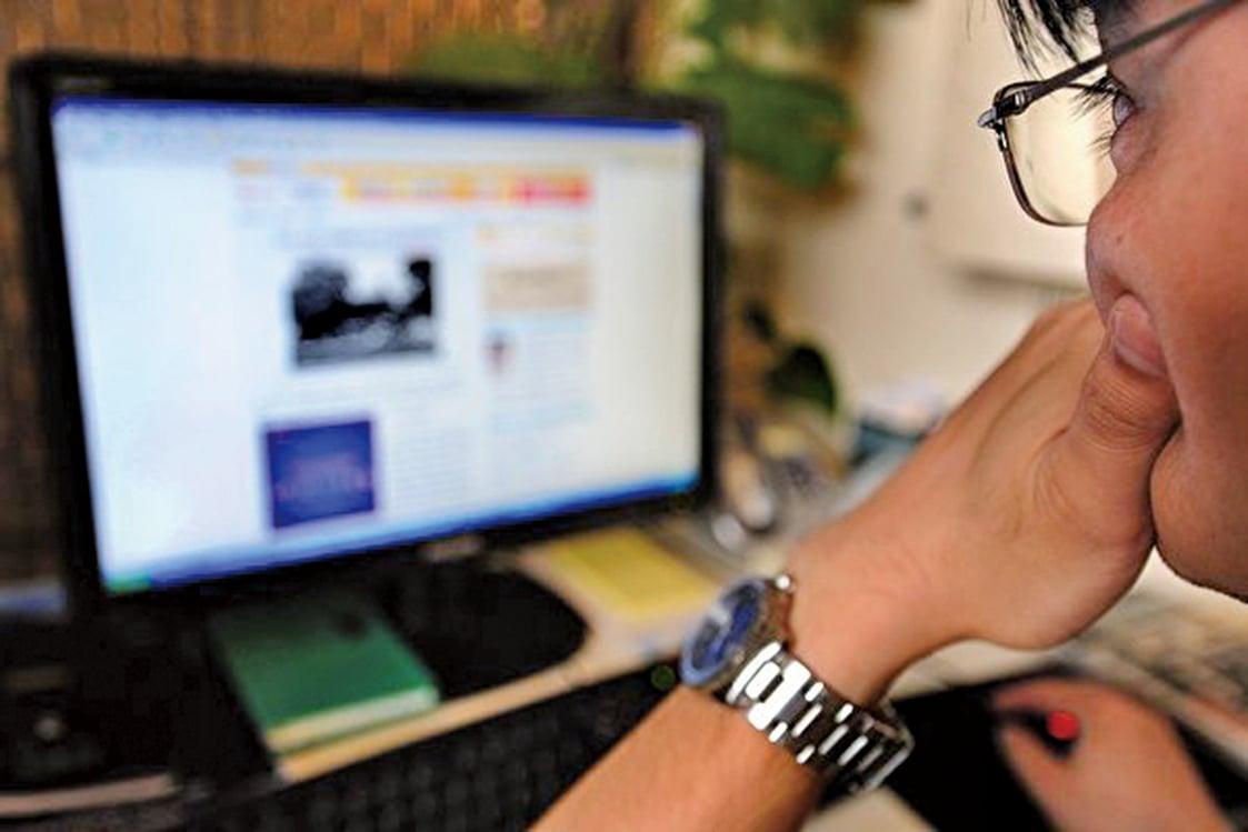 近日,四川一起「網絡水軍」敲詐勒索案被曝光。(Getty Images)