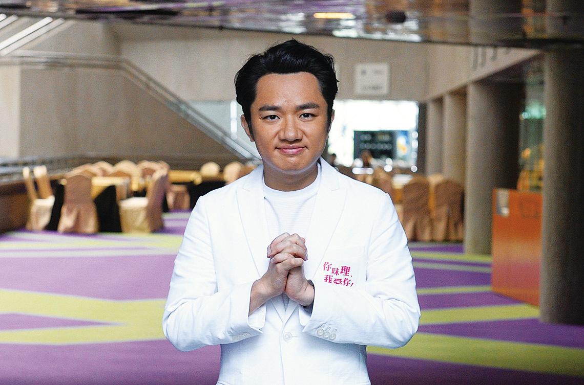 王祖藍執導歌舞賀歲電影《你咪理,我愛你!》。(宋碧龍/大紀元)