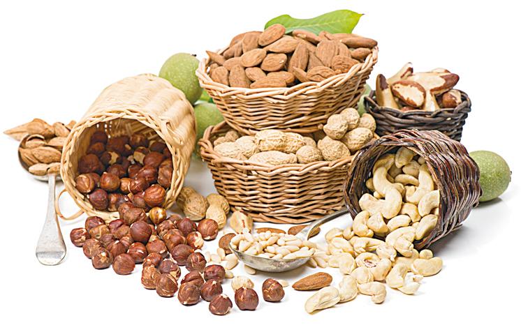 節日堅果吃太多小心甲狀腺異常