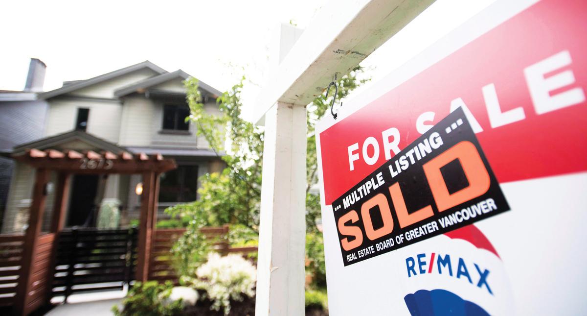 近2個月,溫哥華樓價下跌幅度大,但普通人還是買不起。(加通社)