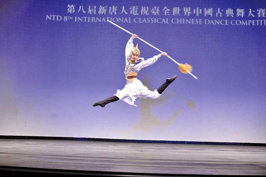 選手學古人美德 展中華神傳文化
