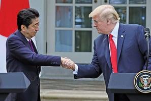 日本考慮和美達貿易協議 降低農產品稅