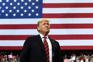 美媒:未來幾周 特朗普或全面大規模制裁中共