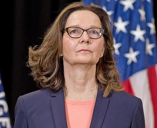 CIA女局長哈斯佩爾(Gina Haspel)表示,密切關注中共全球掠奪性擴張。(Getty Images)