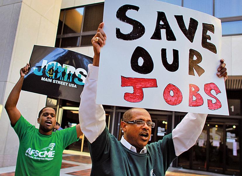 美國工資慢漲的七個理由