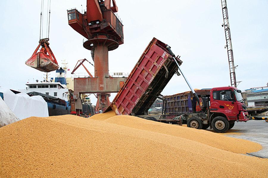 加稅仍價廉 中國買家冒風險購美國大豆