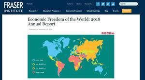 港再獲評全球最自由經濟體 惟憂大陸干預侵害法治