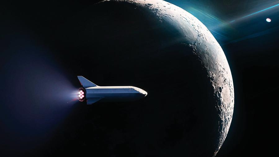 實現月球旅行計劃 馬斯克透露BFR數據