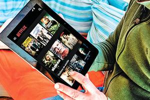 美國人沉迷 Netflix追劇 只有半小時陪家人