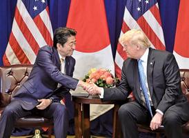 日本讓步 美日進入雙邊貿易談判