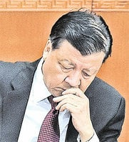 江綿恆被約談 劉雲山遭彈劾