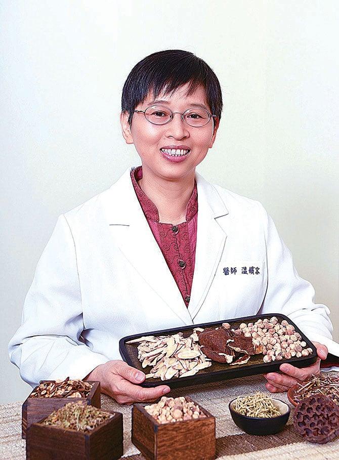 溫嬪容中醫師。(大紀元資料圖片)
