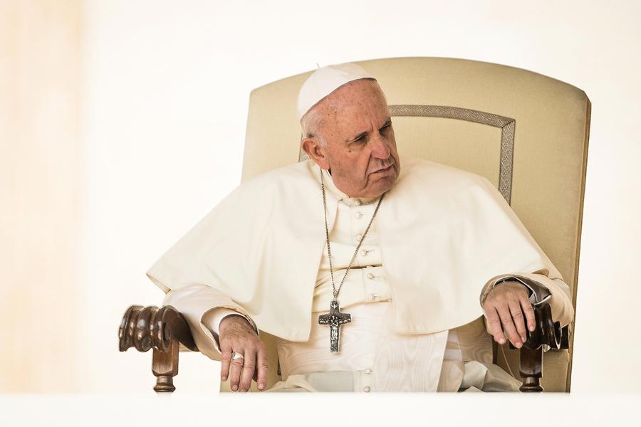 中梵就主教任命問題簽署協議 梵容忍中共打壓信仰強摘器官