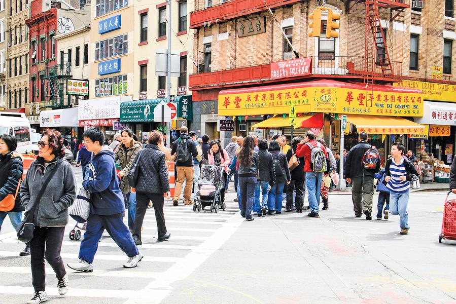 美逾萬中國移民面臨遣返