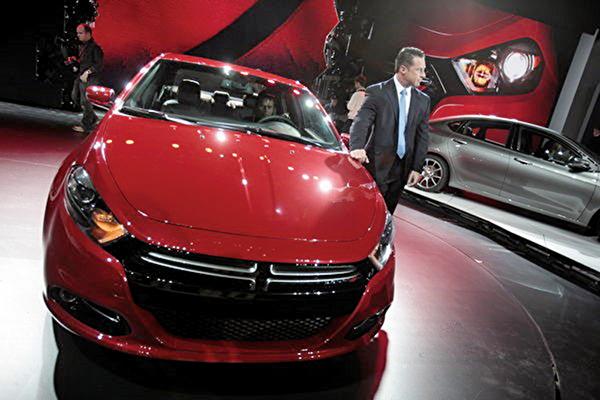 美國九月汽車銷量下跌 克萊斯勒一枝獨秀