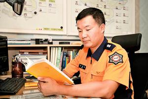 韓國消防官一個月輕鬆戒煙酒