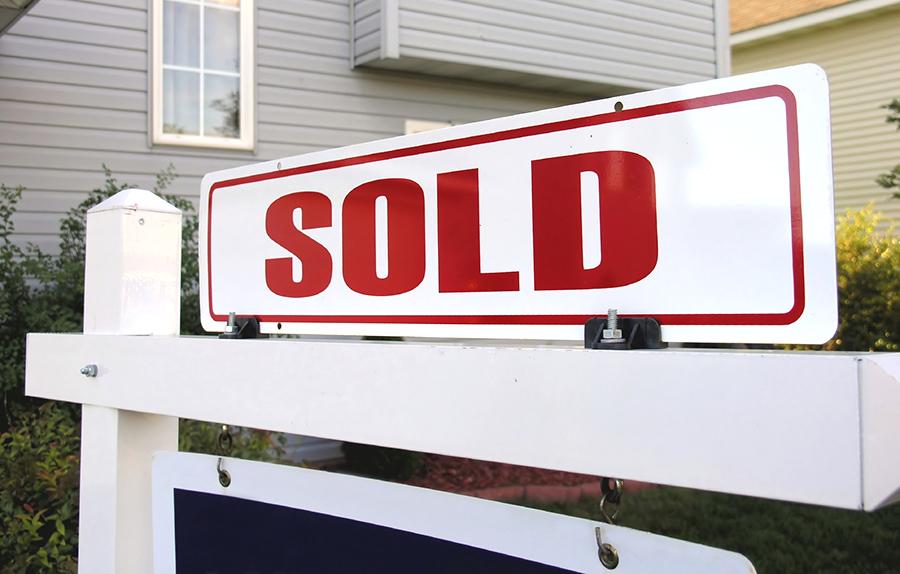 9月份前兩周,多倫多房屋銷售量比去年同期上升。(iStock)