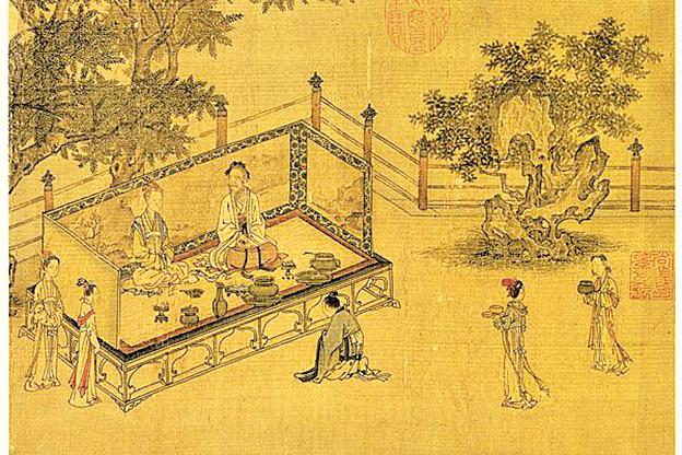 天地君親師,在古人心中永遠崇敬,念念不忘(圖片:wikimedia commons)