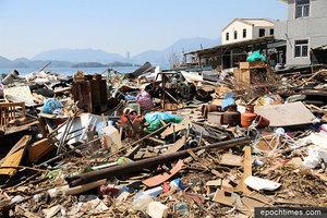 吉澳村民憂風災垃圾堆引發傳染病 盼政府清理