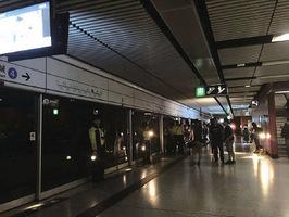 【圖片新聞】中環站停電逾6小時