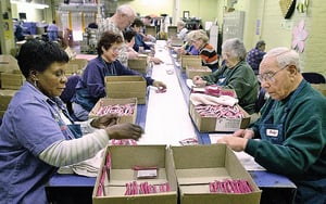 六十五歲以上仍工作 美老齡化僱員漸增