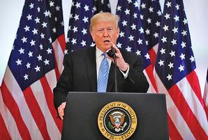 特朗普推孤立中共條款 重塑全球貿易秩序