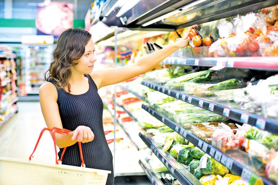 中國「煮婦」們 看到美國超市的物價都暈了
