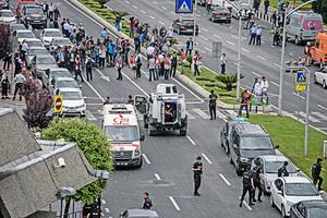 土國警車遭炸彈攻擊11死36傷
