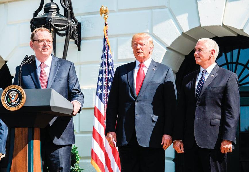 美中之間貿易緊張升級 白宮警告美國公司:前往中國做生意要三思而行